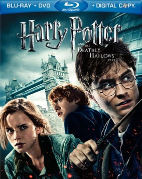 Harry Potter i Insygnia Śmierci: część 1 / Harry Potter and the Deathly Hallows: Part 1