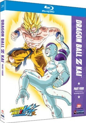 Dragon Ball Z Kai: Season One, Part Four