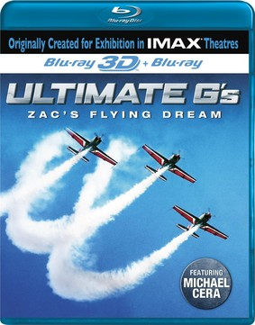 Ultimate G's: Zac s Flying Dream 3D