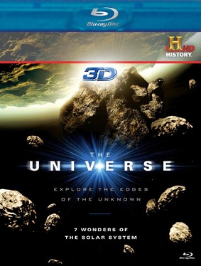 The Universe: 7 Wonders of the Solar System 3D