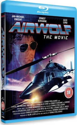 Airwolf The Movie