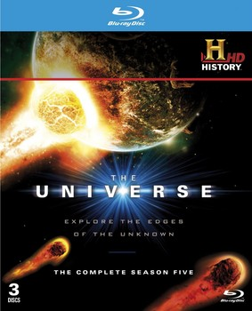 The Universe: The Complete Season Five