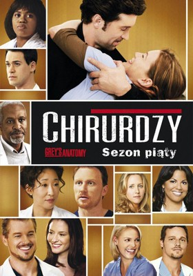 Chirurdzy - sezon 6 / Grey's Anatomy - season 6