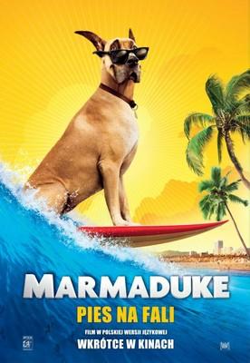 Marmaduke - pies na fali / Marmaduke