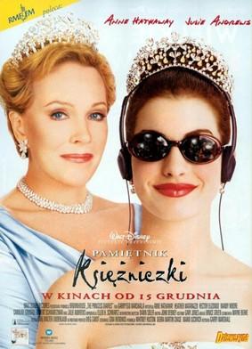 Pamiętnik księżniczki / The Princess Diaries
