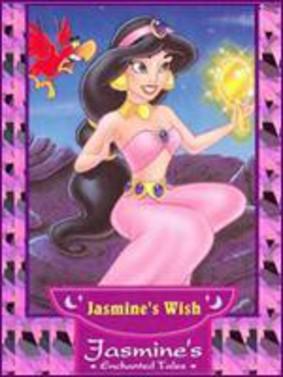 Czarodziejskie baśnie Dżasminy / Jasmine's Wish