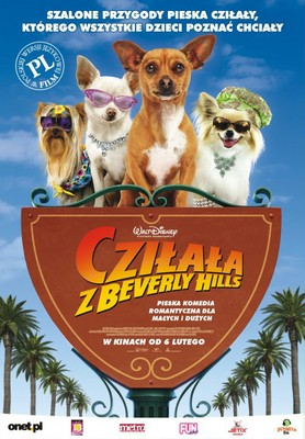 Cziłała z Beverly Hills / Beverly Hills Chihuahua