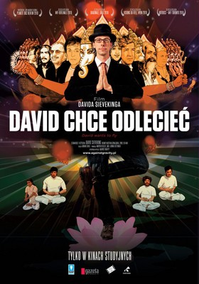 David chce odlecieć / David Wants to Fly