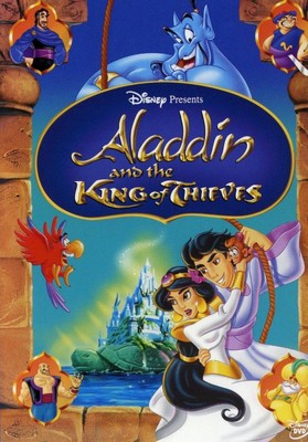 Aladyn i król złodziei / Aladdin and the King of Thieves