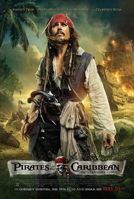 Piraci z Karaibów: Na nieznanych wodach / Pirates of the Caribbean: On Stranger Tides
