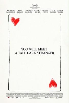 Poznasz przystojnego bruneta / You Will Meet a Tall Dark Stranger