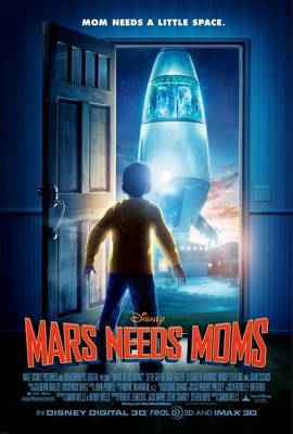 Matki w mackach Marsa / Mars Needs Moms!