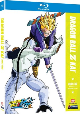Dragon Ball Z Kai: Part Five