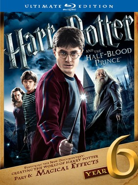 Harry Potter i Książę Półkrwi / Harry Potter and the Half-Blood Prince