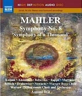 Mahler: Symphonie N° 8