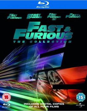 The Fast and the Furious Quadrilogy