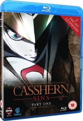 Casshern Sins: Vol. I