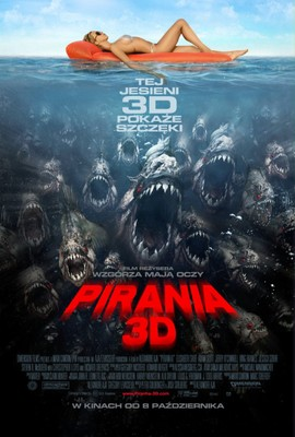 Pirania 3D / Piranha 3D