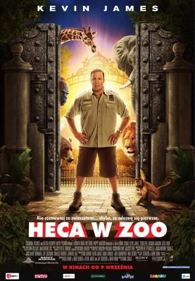 Heca w zoo / Zookeeper