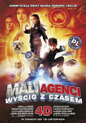 Mali agenci: wyścig z czasem w 4D / Spy Kids 4: All The Time In The World