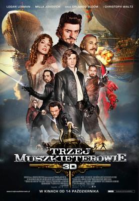 Trzej muszkieterowie 3D / The Three Musketeers