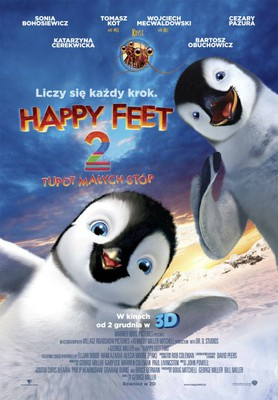 Happy Feet: Tupot małych stóp 2 / Happy Feet Two