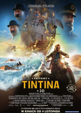 Przygody Tintina / The Adventures of TinTin