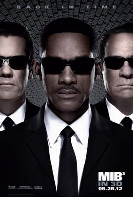 Faceci w czerni 3 / Men in Black 3