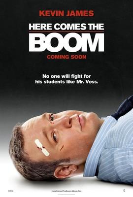 Mocne uderzenie / Here Comes the Boom