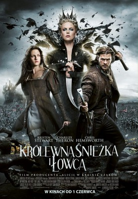 Królewna Śnieżka i Łowca / Snow White and the Huntsman