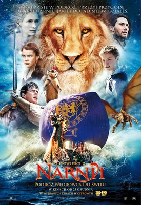 Opowieści z Narnii: Podróż Wędrowca do Świtu / The Chronicles of Narnia: The Voyage of the Dawn Treader