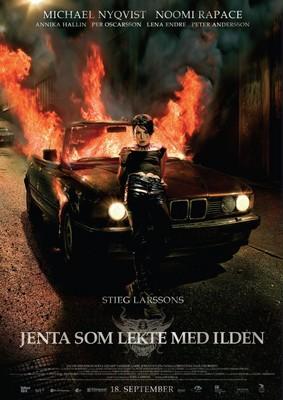 Millennium: Dziewczyna, która igrała z ogniem / Flickan som lekte med elden