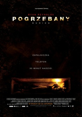 Pogrzebany / Buried