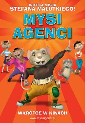 Mysi agenci / El Ratón Pérez 2
