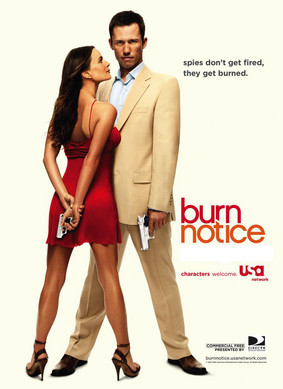 Tożsamość Szpiega - sezon 5 / Burn Notice - season 5