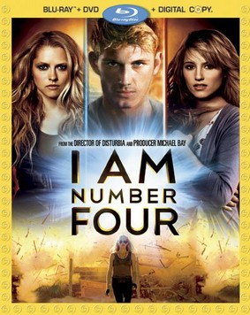 Jestem numerem cztery / I Am Number Four