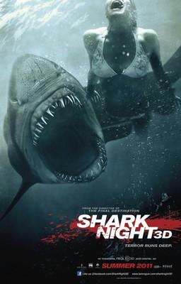 Noc rekinów 3D / Shark Night 3D