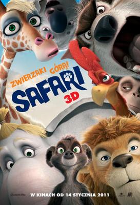 Safari 3D / Die Konferenz der Tiere