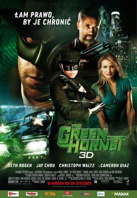 Green Hornet 3D / The Green Hornet