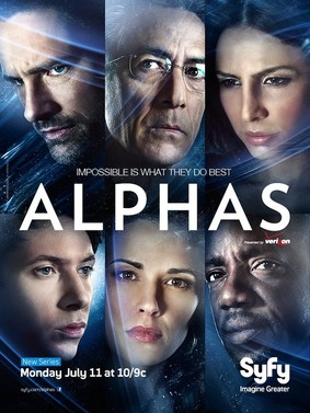 Alphas - sezon 1 / Alphas - season 1