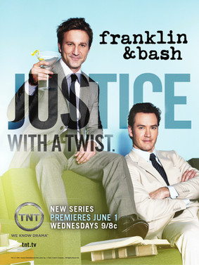 Franklin & Bash - sezon 1 / Franklin & Bash - season 1