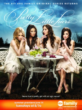 Słodkie kłamstewka - sezon 2 / Pretty Little Liars - season 2