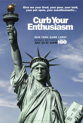 Pohamuj entuzjazm - sezon 8 / Curb Your Enthusiasm - season 8