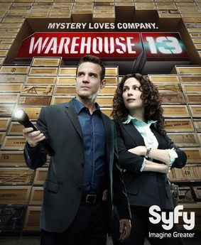 Magazyn 13 - sezon 3 / Warehouse 13 - season 3