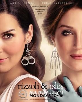 Partnerki - sezon 2 / Rizzoli & Isles - season 2