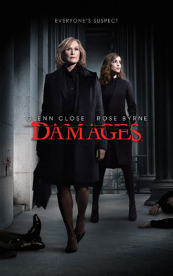 Układy - sezon 4 / Damages - season 4