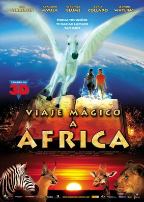 Magiczna podróż do Afryki / Magic Journey to Africa