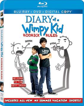 Dziennik cwaniaczka 2 / Diary of a Wimpy Kid 2: Rodrick Rules