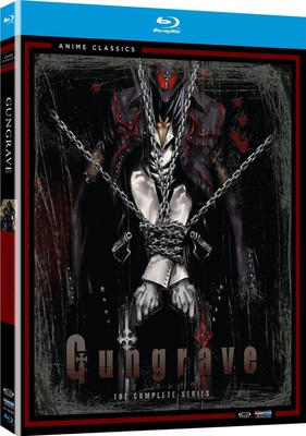 Gungrave: Complete Series