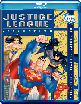 Justice League: Season Two